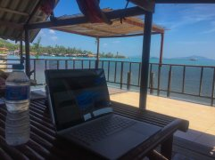 A tough place to work